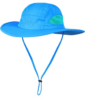 d8a480a6 Sun Hat for Men&Women,Breathable Wide Brim Beach Cap with Adjustable  Drawstring,Perfect for
