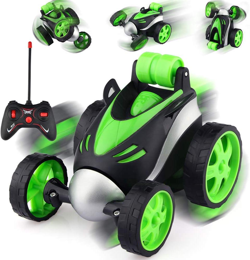 Remote Control Car - Rc Stunt Car