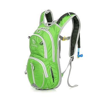 TXJ 12L Impermeable Mochila de Senderismo MúLtiples Funciones Mochila de viaje Escalada Marcha camping ciclismo Deporte Al Aire Libre (Verde): Amazon.es: ...
