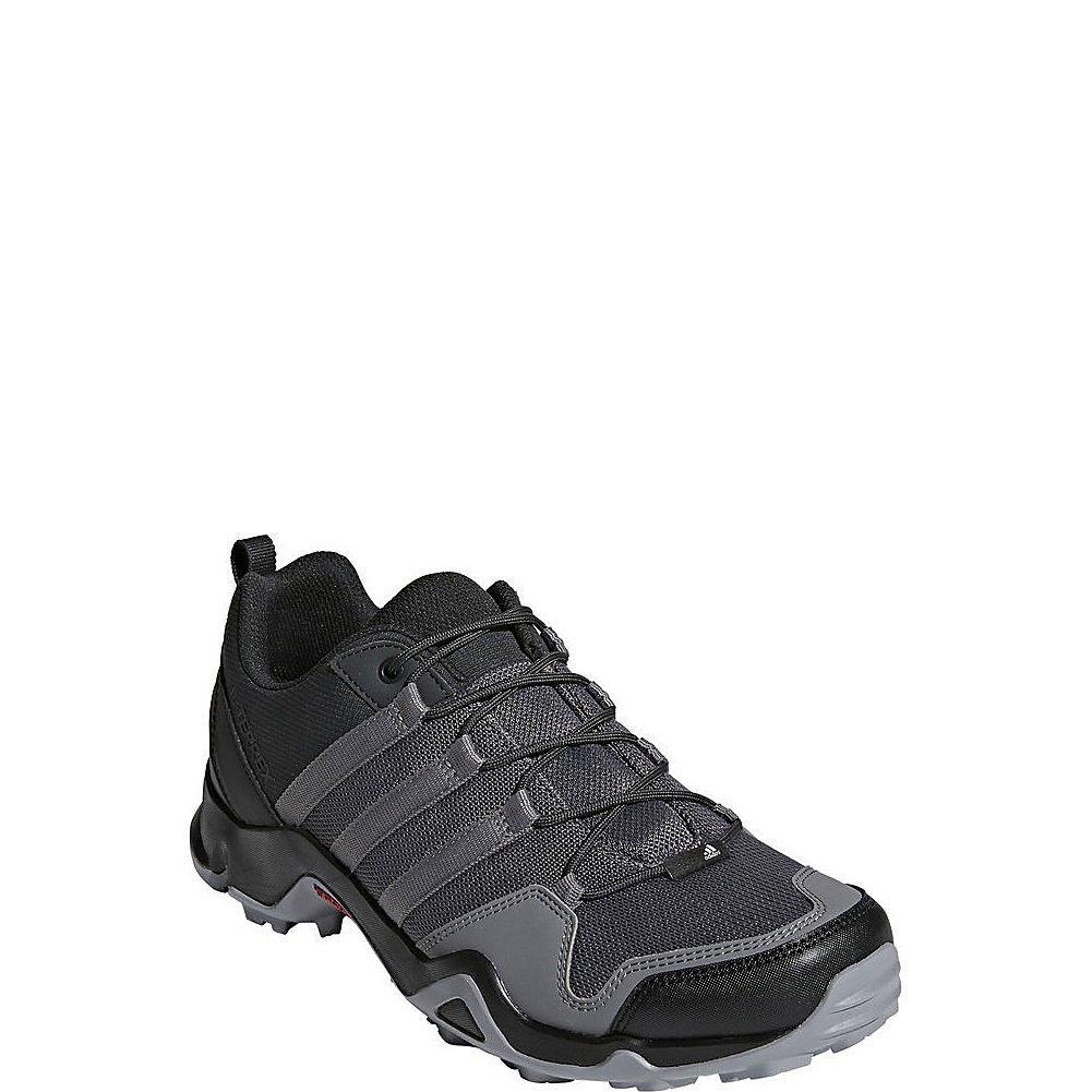 Adidas outdoor  Herren Terrex AX2R Schuhe (10.5 - Carbon Grau Four Solar Slime)
