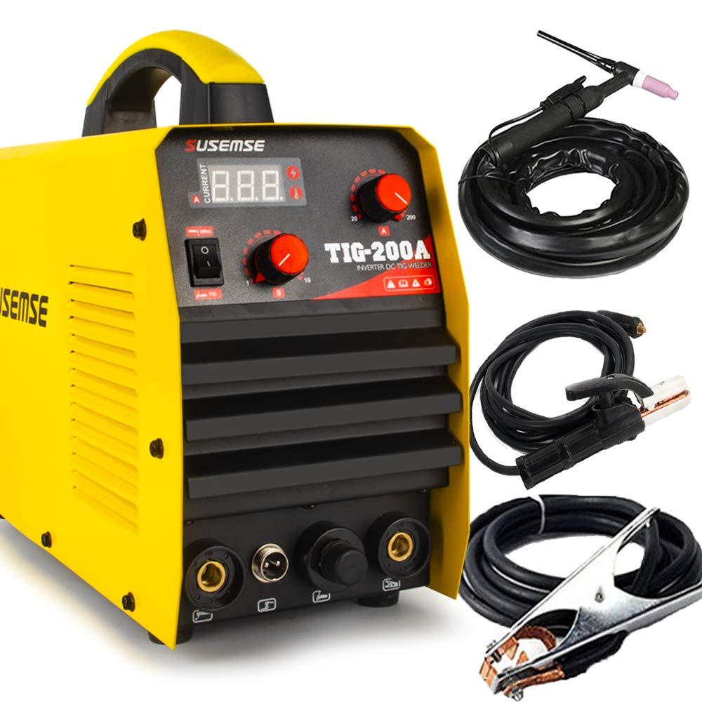 IGBT MMA Welding machine 200A 110//220V Potable Stick ARC Welder DC Inverter
