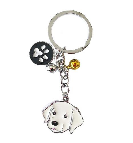 BbearT® - Llavero para Perro, diseño de Perro pequeño ...