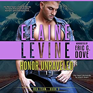 Honor Unraveled Audiobook