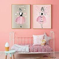 2 Impresiones para Bebe Laminas Infantil Imagen