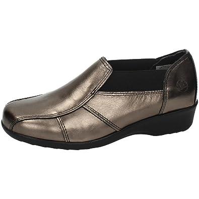48 HORAS 620203/54 Mocasines DE Charol Mujer Zapatos MOCASÍN Cobalto 36: Amazon.es: Zapatos y complementos
