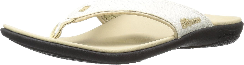 bf57b87d62c4 Women s Yumi Canvas Flip Flop. Spenco Women s Yumi Canvas Sandal