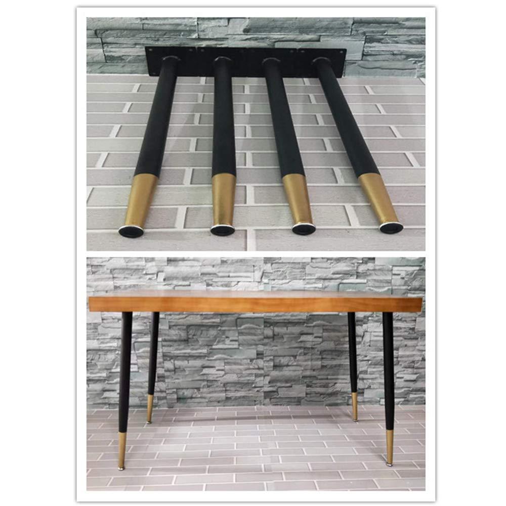 DGXQ 45cm//72cm Patas para Muebles,Metal de Mesa Patas,para mesas de Comedor,Estilo Industrial Vintage//Accesorios del Hardware//Capacidad de 600KG//4 Pack