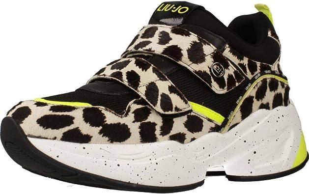 estómago Recomendación Bibliografía  Calzado Deportivo para Mujer, Color Negro Blanco, Marca LIU-JO, Modelo  Calzado Deportivo para Mujer LIU-JO Jog 09: Amazon.es: Zapatos y  complementos