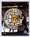 Ray Bourque Boston Bruins Sign