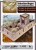 Aue Verlag 55 x 29 x 16 cm Temple in Jerusalem Model Kit