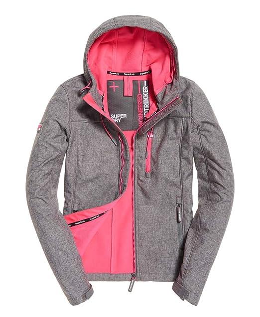 : Superdry Womens Hooded SD Windtrekker Jacket