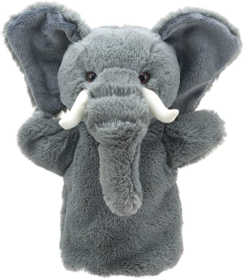 Elefante Animal Puppet Buddies