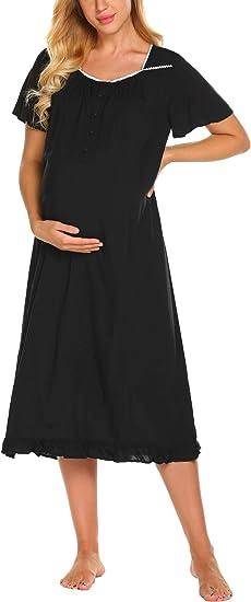 SALE NEW FLORAL MATERNITY BREASTFEEDING NURSING DRESS SIZE M L XL 8 10 12 14 16