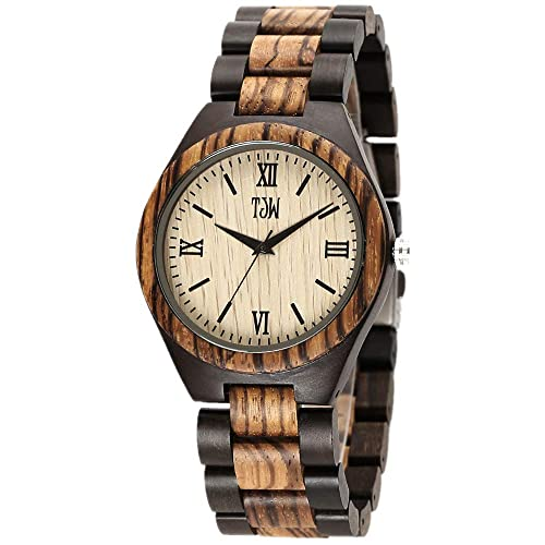 TJW Wood Watches review