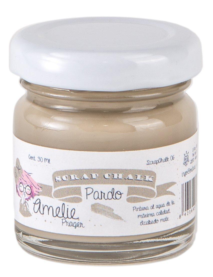 Amelie Prager amc-06 Paint to The Chalk, Taupe, 30 ml 30ml Orita