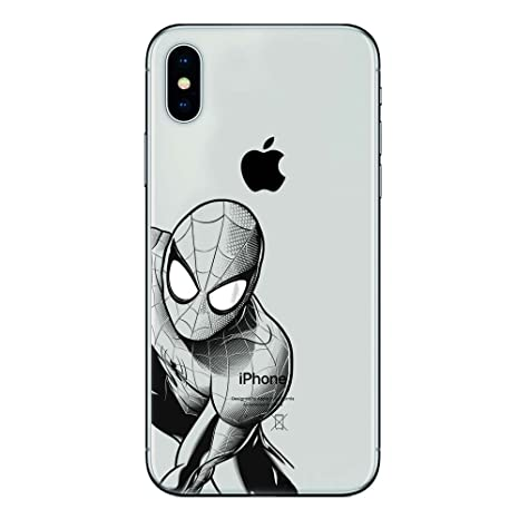 coque marvel iphone x