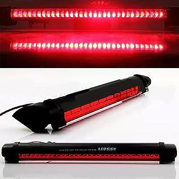 14 LED Car Brealk Light Reae Light Universal Red Car BrakeTail Light Lamp High Mount Stop Light 12V