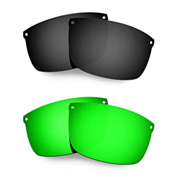 HKUCO Plus Mens Replacement Lenses For Oakley Carbon Blade - 1 pair BvX4NMcj7