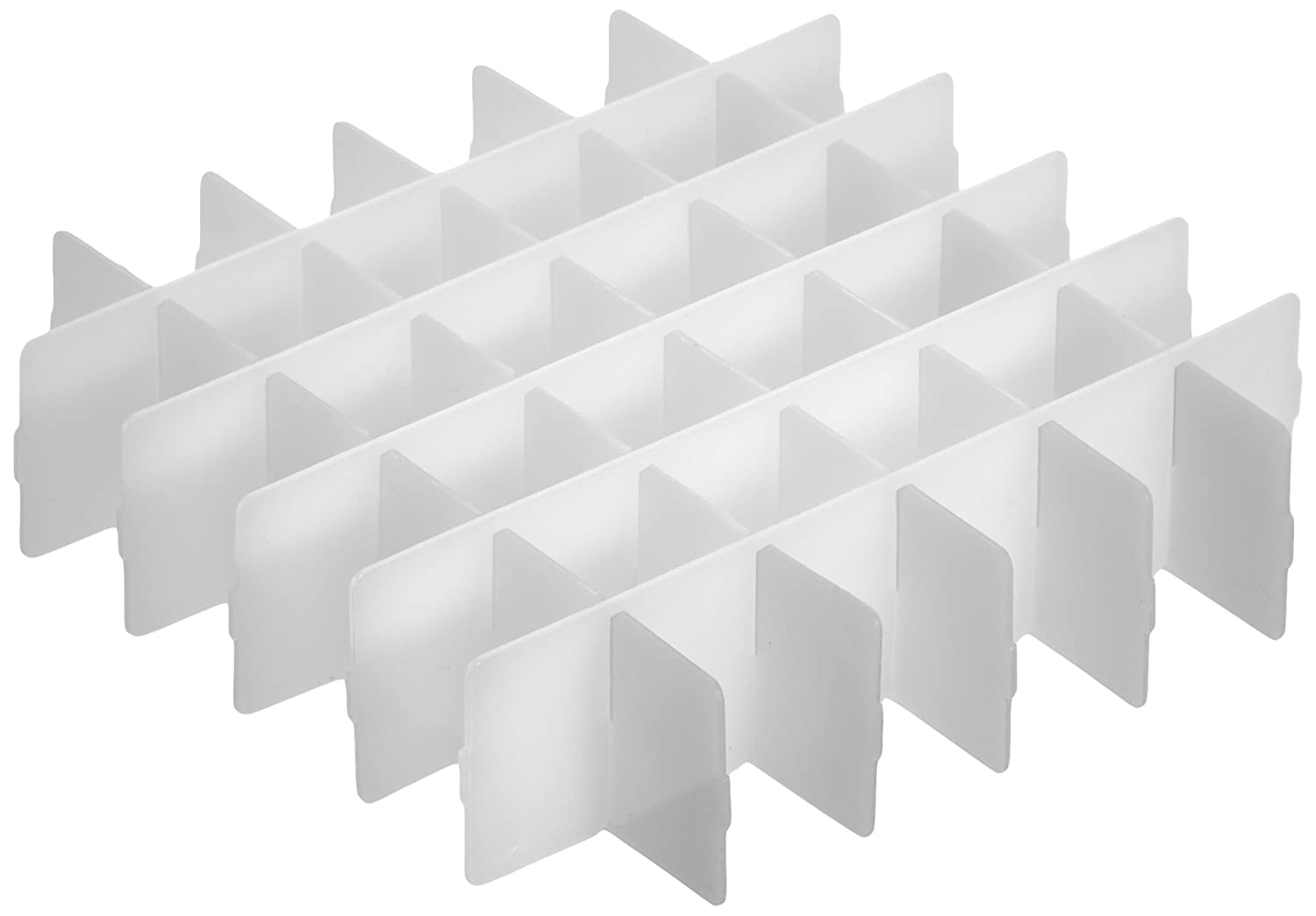 6/x 6/Spaces for Tube Diameter 20.5/mm White Neolab 2/2894/Kryo Boxes grid Strainer Made of PP Pack of 5