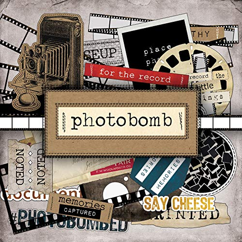- Photobomb Paper Collection