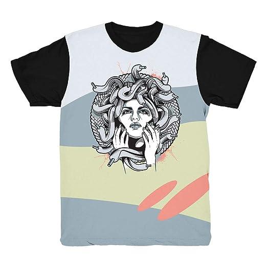 bfa84cd181d9b Yeezy 700 Inertia Medusa Big Wave Shirt to Match Yeezy 700 Inertia Sneakers