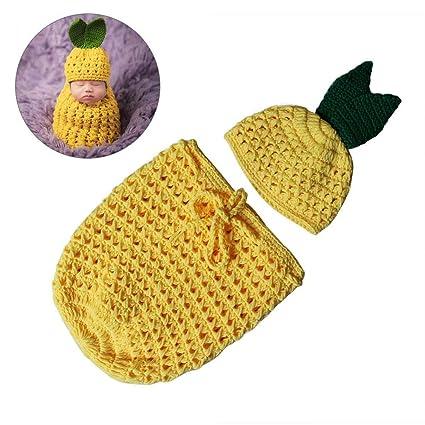 Disfraz de ganchillo para bebé, Talla: 0 a 12 meses Bebé Foto de bebé