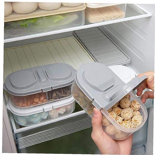 Byfri Cocina Nevera Caja de Almacenamiento envase de alimento ...
