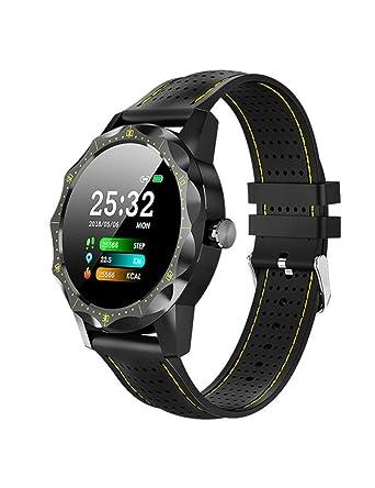 DZKQ Reloj Inteligente para Hombres Actividad Impermeable ...