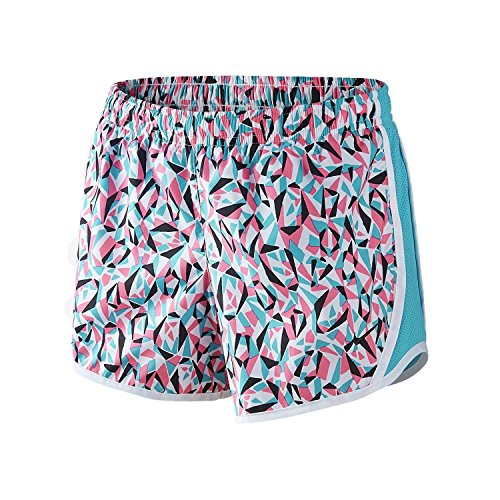 Nike 3.5 Girls Tempo Running Shorts Multicolored h7Rzk