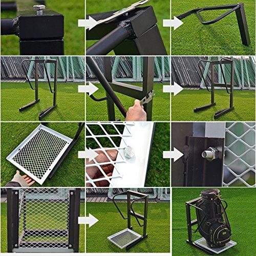 CRESTGOLF Golf Trunk Organizers Golf Bag shelf by Crestgolf (Image #7)