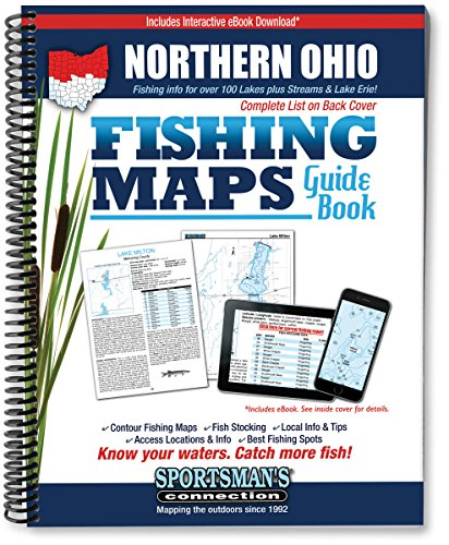 - Northern Ohio Fishing Map Guide
