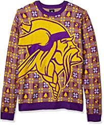 FOCO NFL Mens Ugly Sweater