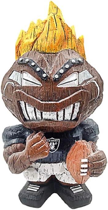 FOCO Oakland Raiders Tiki Character 8 Inch