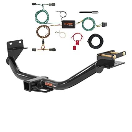 61btYk%2BRGJL._SX425_ amazon com curt class 3 trailer hitch bundle with wiring for 2014