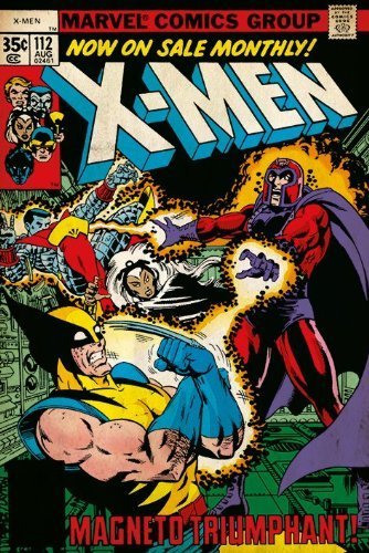 X-Men - Marvel Comics Poster