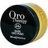 Máscara iluminadora con aceite de argán, Oro Therapy de Fanola