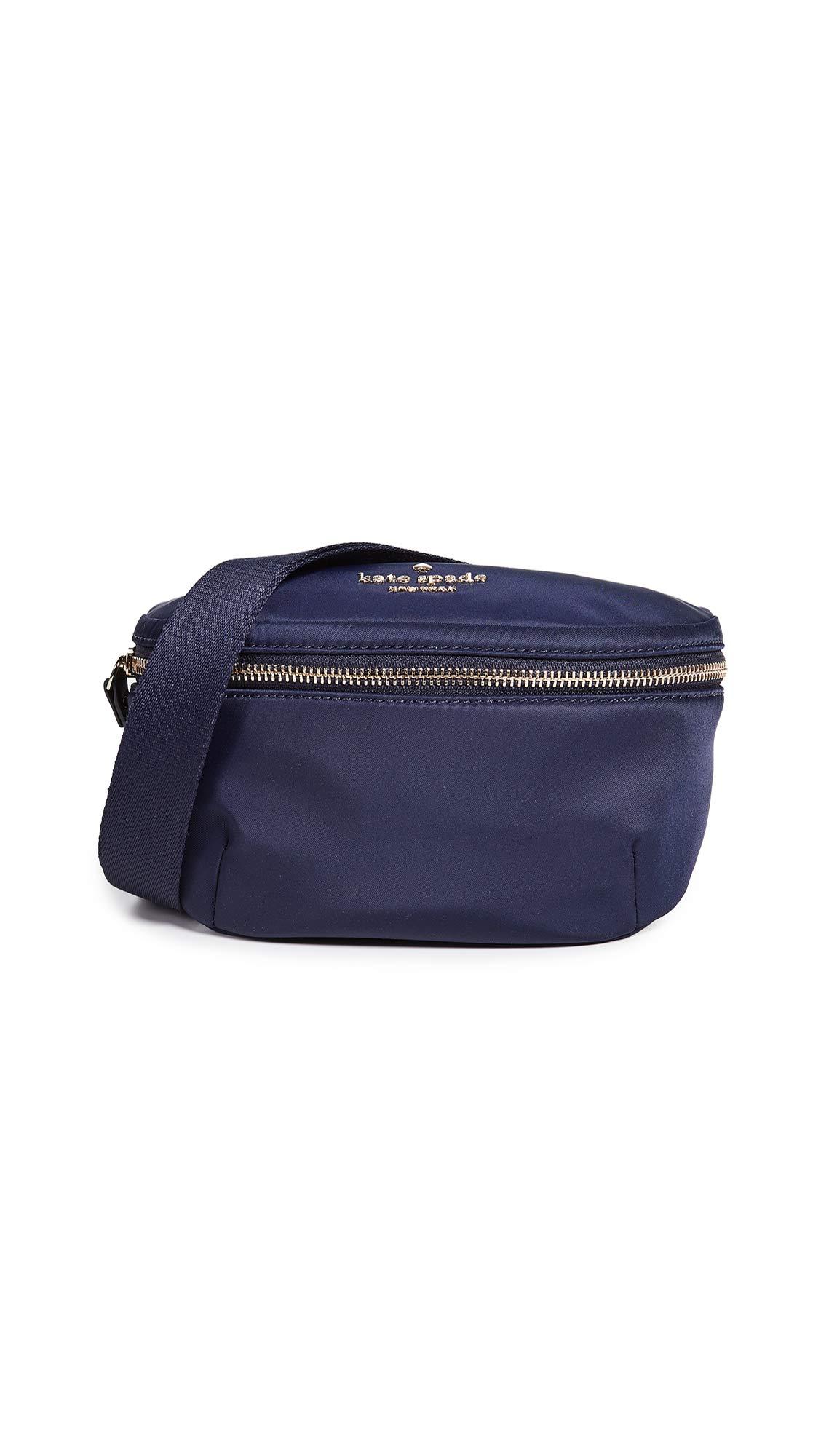 Kate Spade New York Women's Watson Lane Betty Belt Bag, Navy, Blue, One Size