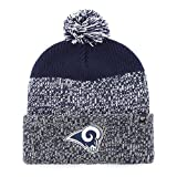 '47 Los Angeles Rams Beanie Static Cuff Knit Hat