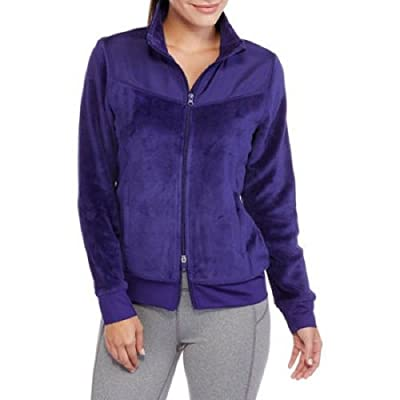Athletic Works Women's Sport Fleece Jacket Size Large