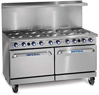 Amazon Com Imperial Commercial Restaurant Range 60 With 10
