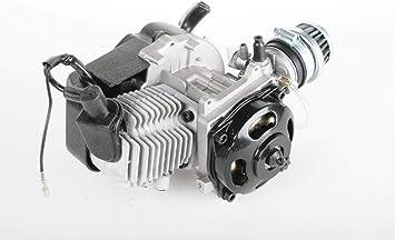 Pocketbike Motor 49cc Mit Vergaser 3 5ps Pocket Bike Mni Atv Mini Quad Kinderquad Auto