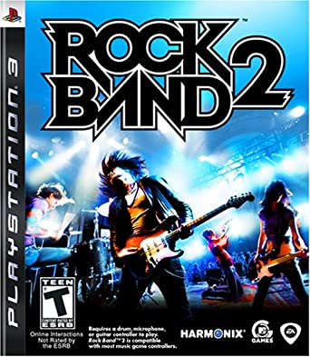 Electronic Arts Rock Band 2, PS3 - Juego (PS3)