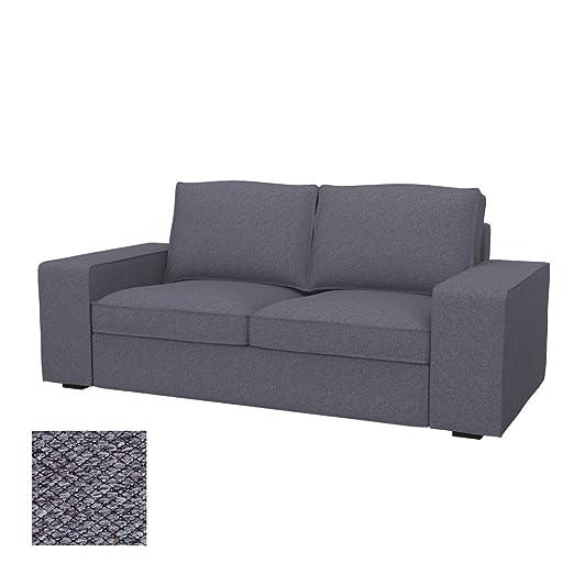 Soferia - IKEA KIVIK Funda para sofá de 2 plazas, Nordic ...