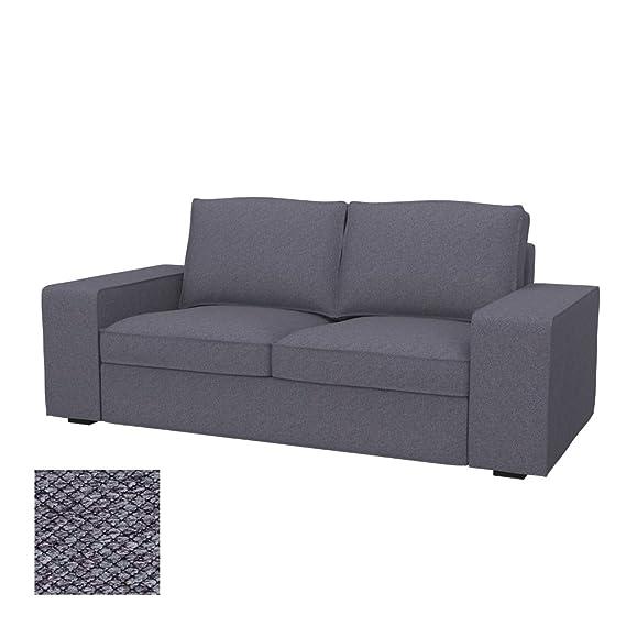 Amazon.com: Soferia Replacement Cover for IKEA KIVIK 2-seat ...