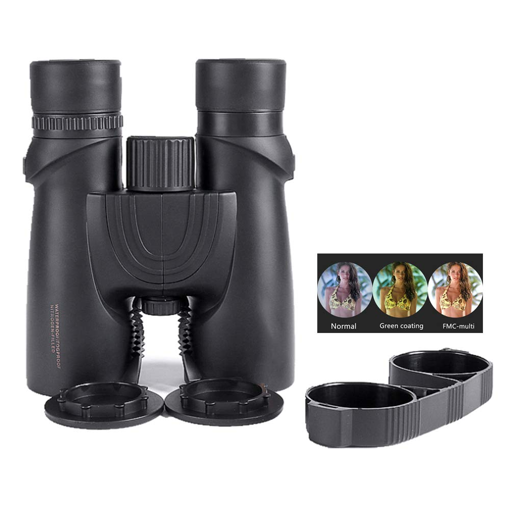 KYLINDRE Binoculars 10x42 Compact and Lightweight Telescope HD Professional Binoculars,Best for Adults, Bird Watching, Sports Events, Concerts, Safari, or Hunting by KYLINDRE