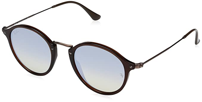 f95310b9b9 Amazon.com  Ray-Ban Men s Injected Man Sunglass Round