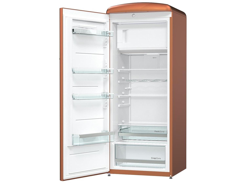 Gorenje Kühlschrank Crispzone : Gorenje orb153cr l kühlschrank kupfer: amazon.de: elektro großgeräte