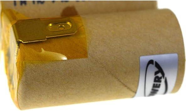 Batería para Vileda AS-193E9A: Amazon.es: Electrónica