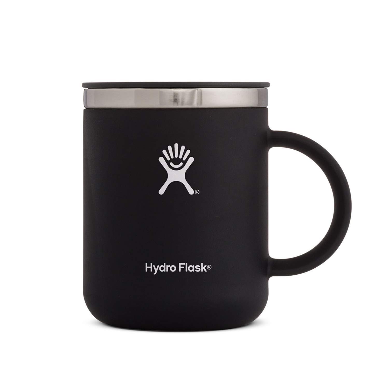 Amazon com hydro flask mug coffee black 12 ounce home kitchen