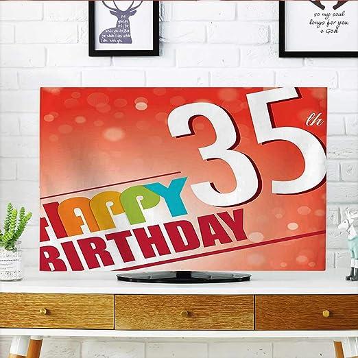 Auraisehome Proteja su TV Decoraciones Sorpresa Fiesta Objetos ...